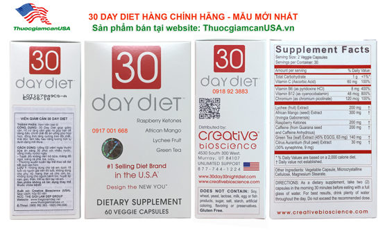 thuoc giam can 30 day diet